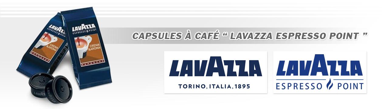 Capsules Café Lavazza Espresso Point